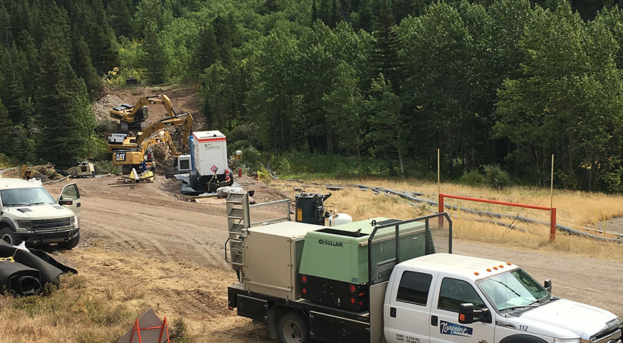 Rocky Mountains Pipeline Integrity