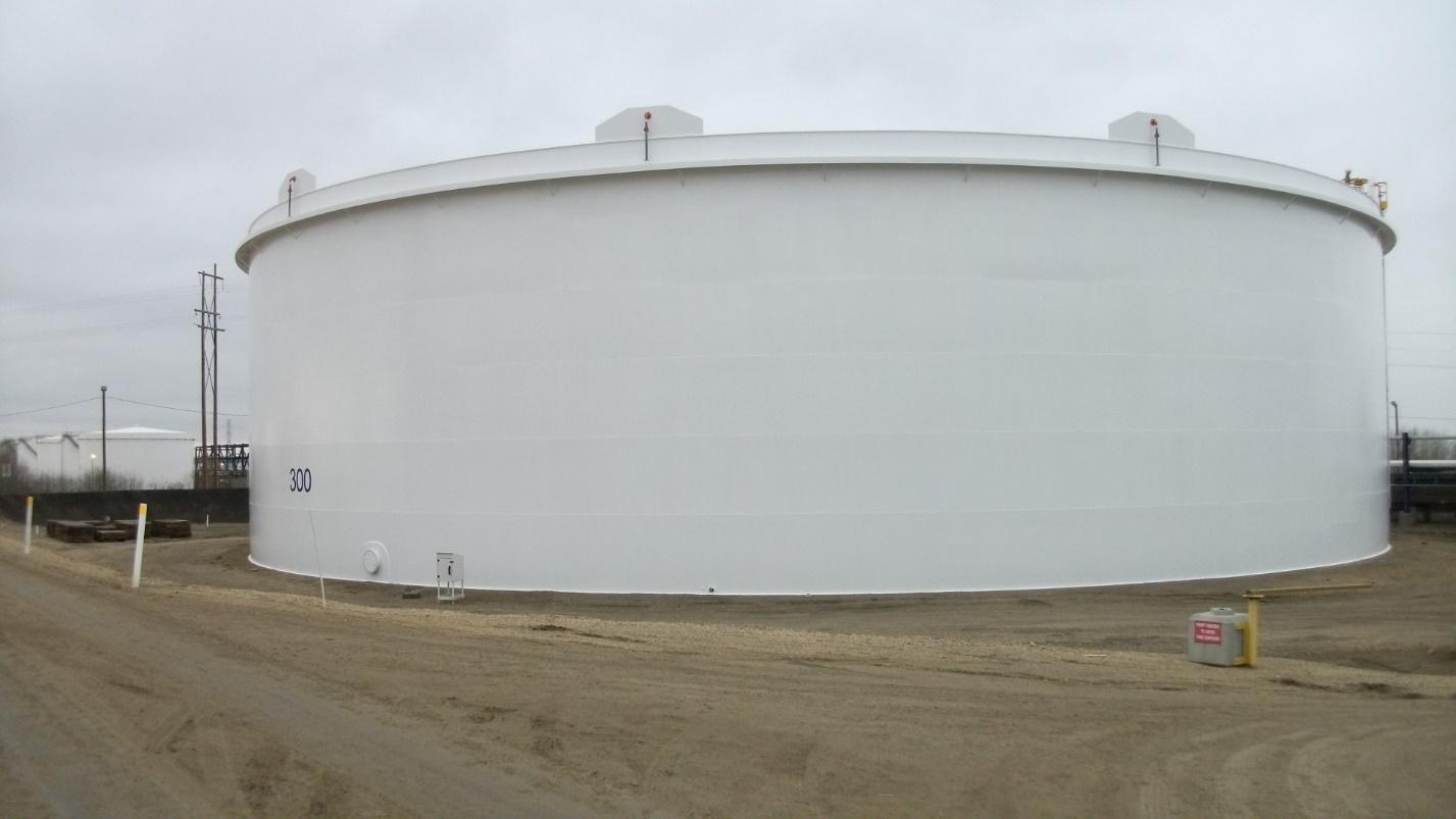Storage Tank Repaint